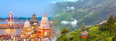 5 Day Trip from Delhi | Mussoorie - Rishikesh - Haridwar