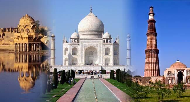 Weekend Getaway Agra Package From Delhi