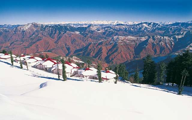 3 Night / 4 Days Manali Volvo Bus Package from Delhi