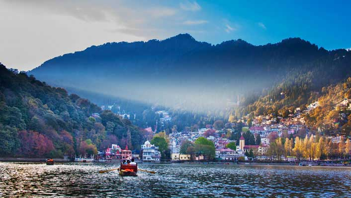 2 Night / 3 Days Nainital Bus Package from Delhi