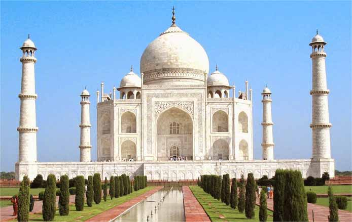 Golden Triangle - Delhi Agra & Jaipur Land package